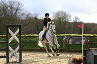 BE - Arena Eventing - Beacons Equestrian - 03.12.17