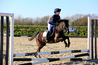 Express Show Jumping - Beacons Equestrian - 25.02.18