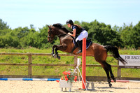 Express Show Jumping - Beacons Equestrian - 24.06.18