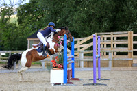 Class 10 - Pony Foxhunter / 1.10m Open (both to inc. The Pony Restricted Rider 1.10m Qualifier)