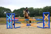 Class 7: Pony Foxhunter First Round / 1.10m Open