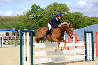 Class 8: British Show Jumping Pony National Members Cup - First Round
