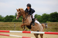 Class 4: Pony Discovery / 90cm Open