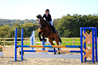 Class 1a/1b - KBIS Insurance Senior British Novice - First Round / Senior 90cm Open