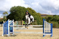Class 6 - British Show Jumping Pony National 1.15m Members Cup - First Round