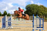 Class 5 - Pony Foxhunter / 1.10m Open (both inc. The Pony Restricted Rider 1.10m Qualifier)